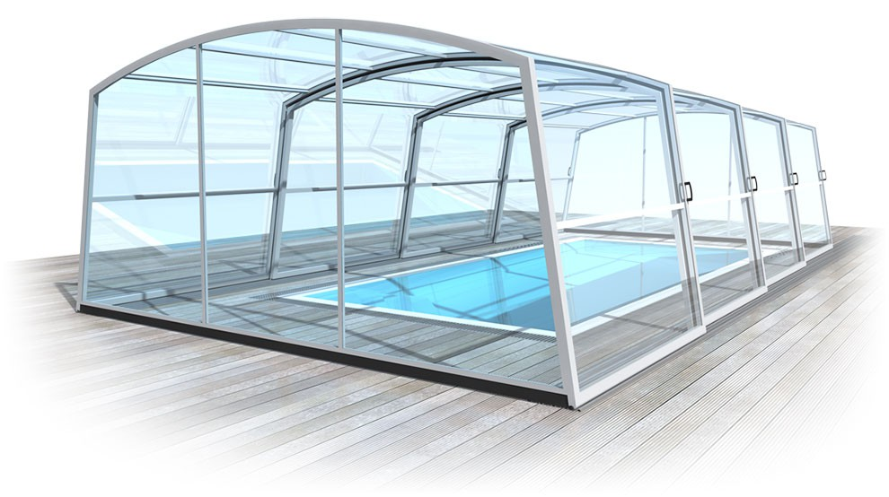 New domek